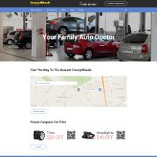 auto parts website template auto parts website templates templatemonster