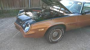 1978 Chevy Camaro Type Lt Rally Sport For Sale - YouTube