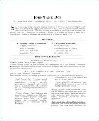 Free Professional Resume Templates Beauteous Free Professional Resume Template Download Stepabout Free Resume