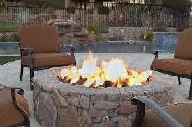 choosing an outdoor fire pit rh domain com au glass indoor outdoor fireplace outdoor masonry fireplace