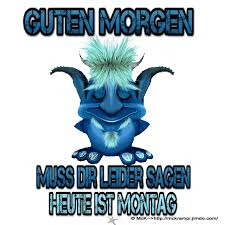 Morgen Ist Montag Sprüche Gif Gb Pics Jappy Facebook Whatsapp