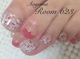 Aoyama Room623さんのネイルデザイン フットケア フットネイル