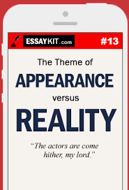 hamlet theme of appearance versus reality sample essays theme of appearance versus reality in hamlet sample essays