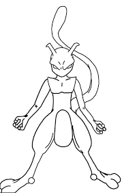 Small Picture Nice Mewtwo Coloring Pages Gallery Coloring Pa 6375 Unknown