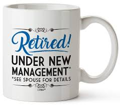 funny retirement gifts for women men dad mom valentines day husband wife boyfriend humorous retirement coffee mug gift retired mugs for coworkers office