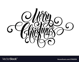 merry christmas black and white script. Exellent White Inside Merry Christmas Black And White Script L
