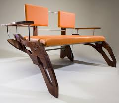 contemporary industrial furniture. Custom Made Industrial Contemporary Eclectic Couch Love Seat Furniture S