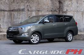 2018 toyota innova philippines. simple 2018 review 2016 toyota innova 28 v  carguideph  philippine car news  reviews features buyeru0027s guide and prices inside 2018 toyota innova philippines