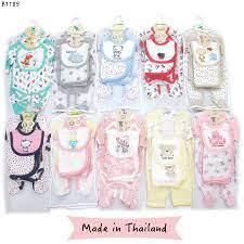 Set quà tặng cho bé sơ sinh Thái Lan – DoChoBeYeu.com