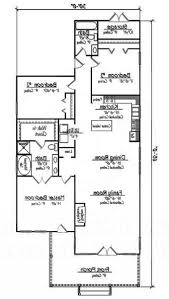 Small 3 Bedroom House Home Design 79 Marvelous 3 Bedroom House Floor Planss
