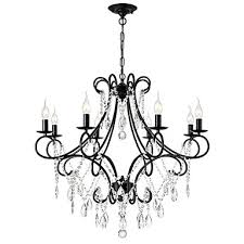 lightmyself 8 light candle style chandelier ambient light painted finishes metal 110