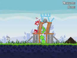 Angry Birds Level 1-5 Walkthrough - Howcast