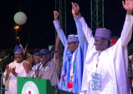 Image result for Yoruba youth coalition endorses Buhari for re-election