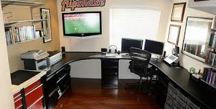 garage office conversion. the wrap around workspace a garage to office conversion w
