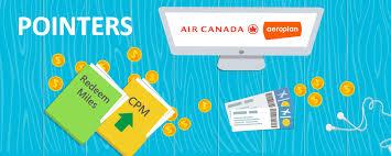Aeroplan Rewards Redemption Chart 10 Ways To Redeem Miles With Air Canada Aeroplan For Maximum