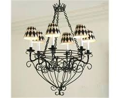 french wire basket chandelier lighting is an elegant solution for your modern home