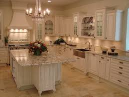 custom cabinetry lighting in maryland with crystal chandelier