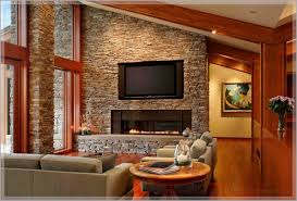 Small Picture interior rock wall design Home Design Gallery