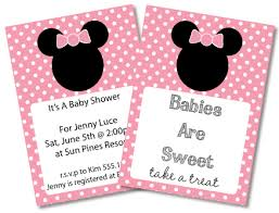 mickey and minnie invitation templates free mickey mouse baby shower invitation templates orax info