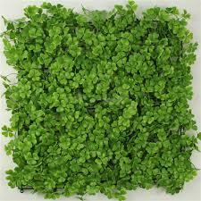 artificial plant artificial clover wall mat 60 x 40cm