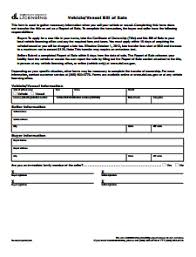 example of bill of sale general bill of sale form free download create edit fill