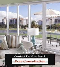 residential sliding glass hurricane resistant impact doors