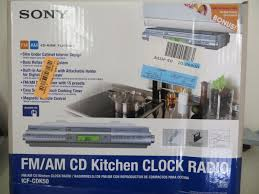 Under Kitchen Cabinet Radio Under Cabinet Cd Player Uk Monsterlune