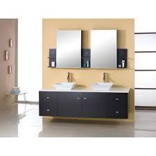 72 solid oak dark espresso double sink vanity ag x027