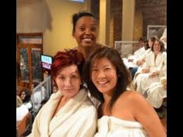 the women of cbs the talk chat about no makeup show