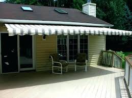 how much do sunsetter awnings cost how much are awnings awning s retractable