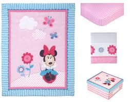 4 piece crib bedding sets