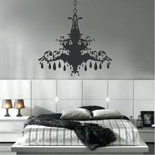 wall decals chandelier chandelier wall art sticker zoom vinyl wall decals chandelier