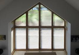 Triangle And Apex Window Blinds And Shutters | Avanti Shaped