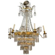 neoclassical lighting. Elegant Russian Neoclassical Chandelier For Sale Lighting \
