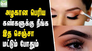 5 steps for beautiful eye makeup beauty tips in tamil tamil health beauty tips