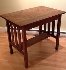 pdf diy mission oak end table plans murphy bed