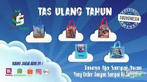 tas souvenir murah tas ulang tahun 2