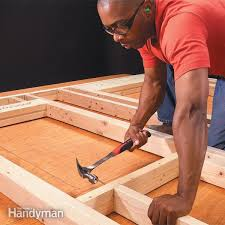 Wall Framing Tips for New Construction Family Handyman