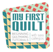 64 best Quilt Block Patterns & Tutorials for Bags images on ... & My First Quilt - A Free Video Series with Sara Gallegos Adamdwight.com