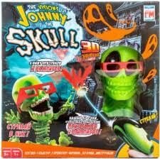 Оригинальная продукция <b>Johnny the Skull</b> в официальном ...