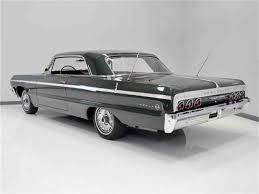 1964 Chevrolet Impala SS for Sale   ClassicCars.com   CC-792861
