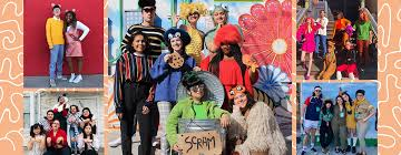 buffalo exchange group costumes sesame street costume arthur costume 101 dalmations