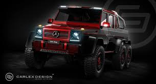 Hello and welcome to alaatin61! Mercedes G63 Amg 6x6 Rendering By Carlex Design Benzinsider Com A Mercedes Benz Fan Blog