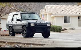 land rover discovery ii discovery ii light bars dust runners per 4x4 lifted ome old man emu