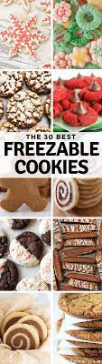I have some easy holiday cookie recipes for you and some great cookie baking tips! 30 Best Freezable Cookies The View From Great Island