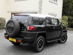 Used Black Met with White Roof Toyota FJ Cruiser For Sale | Surrey