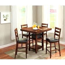 dining room tables better homes gardens park 5 piece counter height dining set rustic dining dining room tables