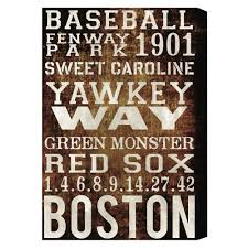 hatcher ethan boston red sox canvas wall art jet  on boston red sox canvas wall art with hatcher ethan boston red sox canvas wall art brown boston red