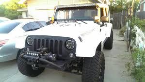 Jeep Jk Light Bar Wind Noise