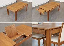 olten dark oak furniture hidden. Contemporary Extendable Dining Table From Olten Oak Dark Furniture Hidden